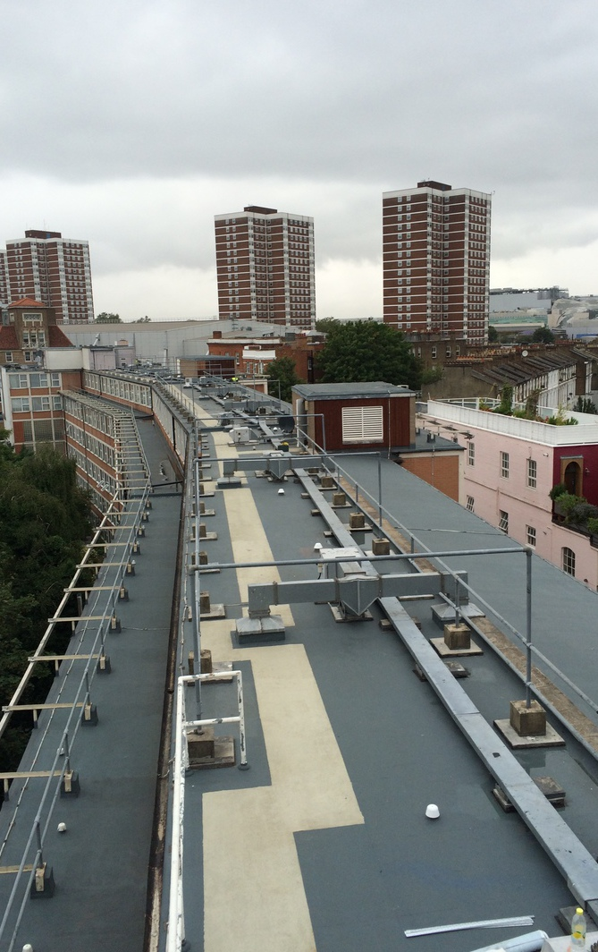 London Seamless Flat Roofing Ltd Home